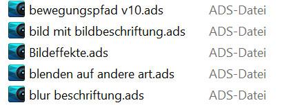 ads-Datei Icon