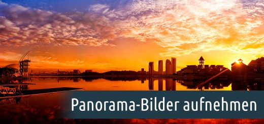 Panorama-Bilder aufnehmen