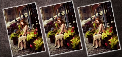Foto im Hochkantformat