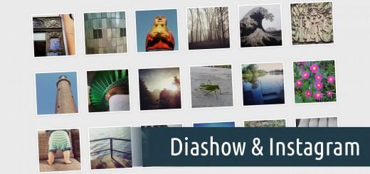 Mit Instagram-Fotos eine Diashow erstellen