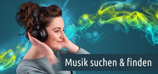 Die passenden Musik suchen und finden