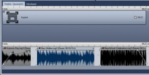 Die Hintergrundmusikspur erfüllt auch Ihren Zweck - aber für umtriebe Diashow-Umsteller gibt es einen anderen Weg