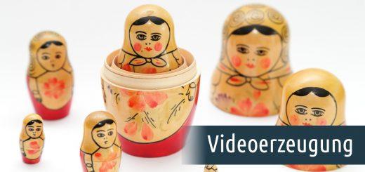 Videoerzeugung