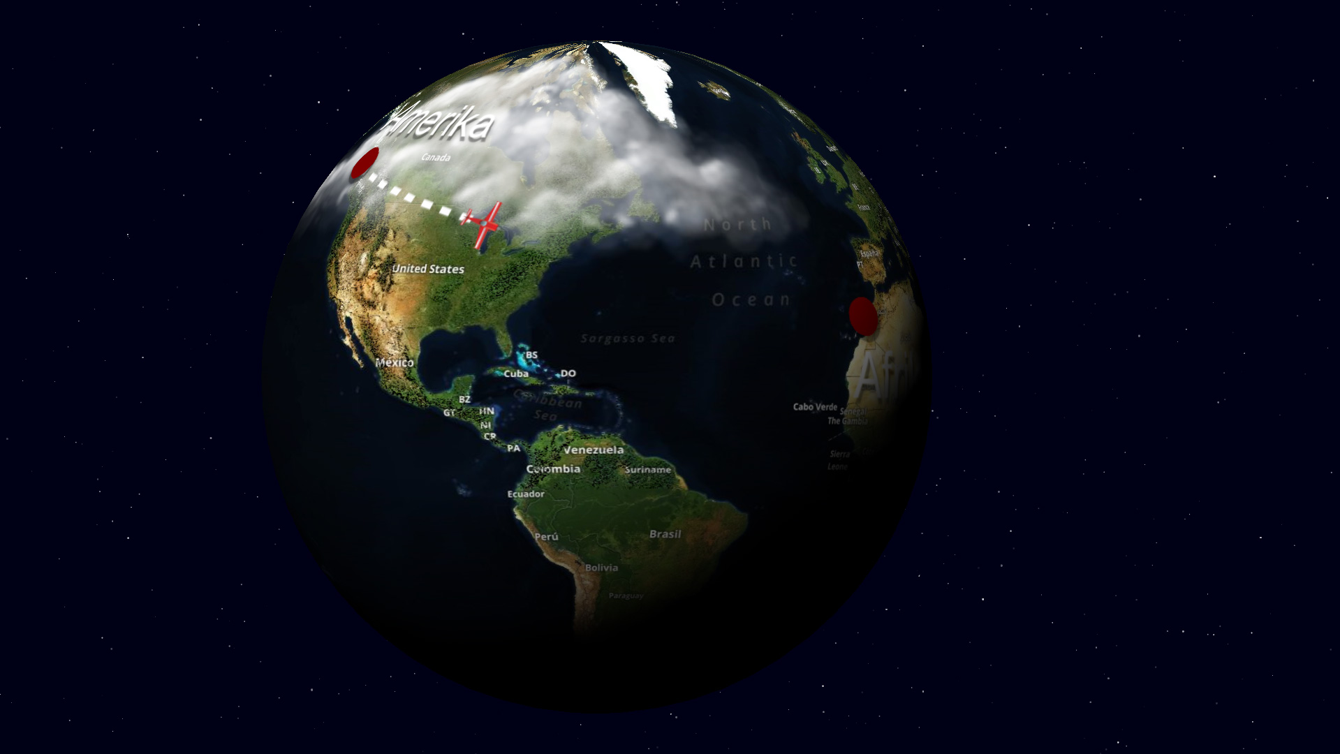 Wunderbar Weltkugel 3d Das Beste Von Weltkugelanimation