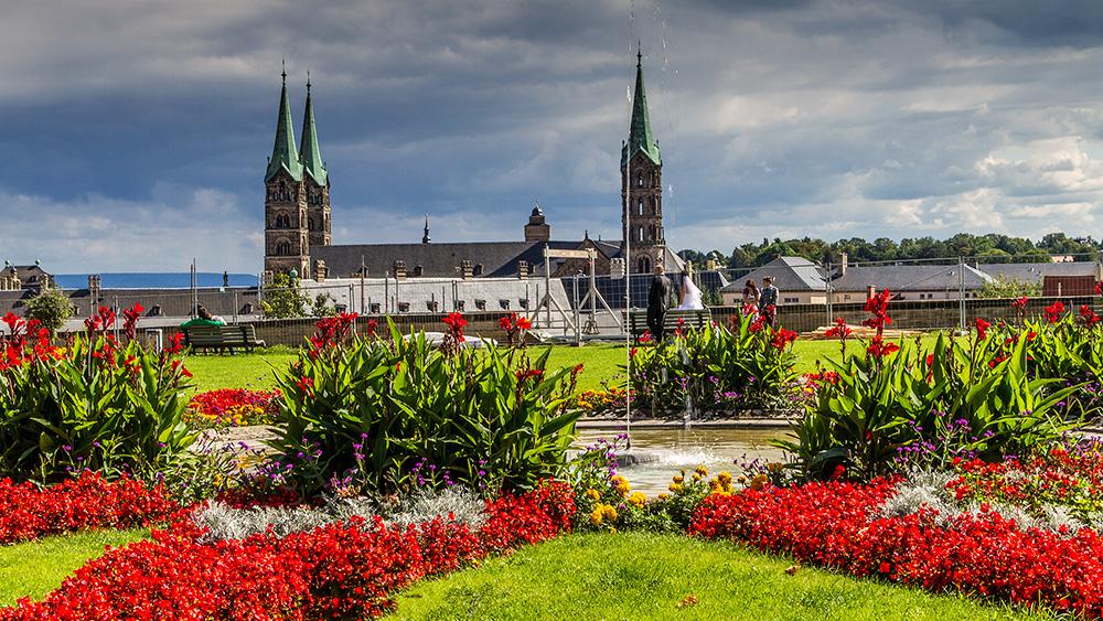 Tipps für Reisefotos: Motiv im Hintergrund. Foto: Franz Lechner