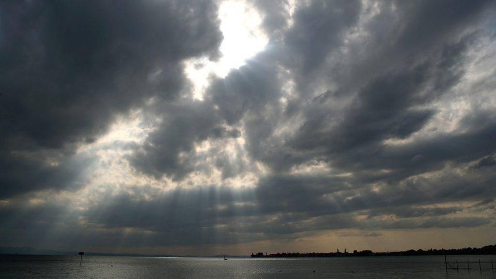 Wohin mit dem Horizont? Foto: Franz Lechner