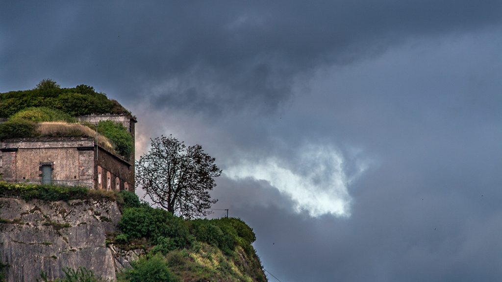 Fotos bei schlechtem Wetter: Gewitterstimmung. Foto: Franz Lechner