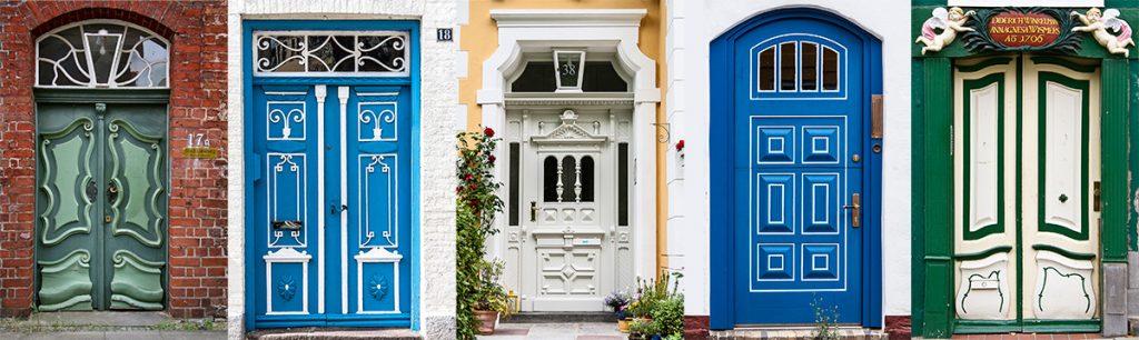 Urlaubs-DiaShow: Türen. Foto: Franz Lechner
