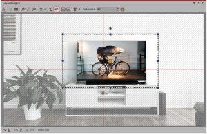 Video mit Rahmen - Zoom auf Collage