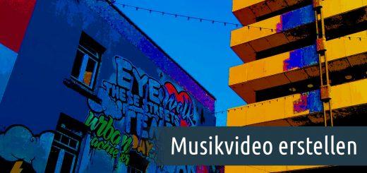 Musikvideo erstellen mit Effekten