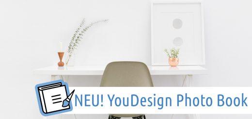 YouDesign Photo Book: Fotobuch selbst erstellen