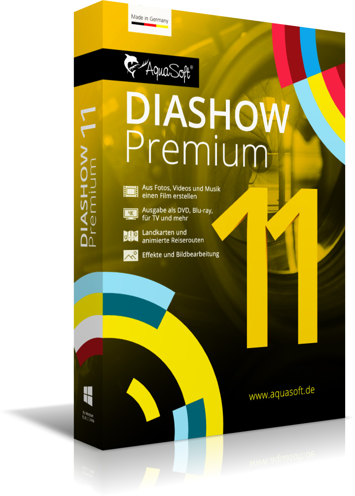 AquaSoft DiaShow 11 Premium