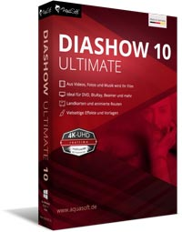 AquaSoft DiaShow Ultimate 10