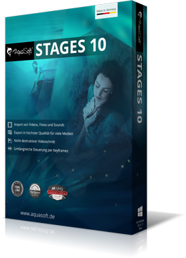 AquaSoft Stages 10