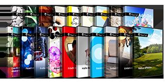 Erweiterungspakete für AquaSoft Stages