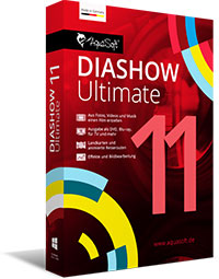 AquaSoft DiaShow Ultimate 11