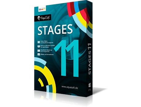 AquaSoft Stages 11